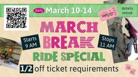 March Break- NEBS Oshawa